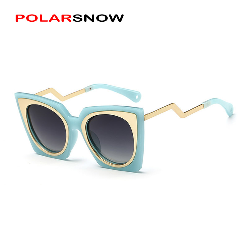 POLARSNOW Fashion Polarized Lens Sunglasses Children Boys Girls Goggles Sun Glasses Kids 2017 New UV400 Outside Travel Eyewear<br><br>Aliexpress