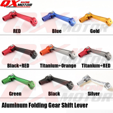250cc Dirt Bike Pit bike Motocross Spare Parts of  Aluminum Gear shift Level free shipping
