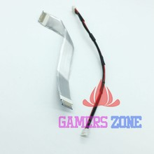 For Playstation 4 PS4 Console DVD Disk Drive Laser Lens Ribbon Flex Cable Pulled W/ 4Pin Power Cable
