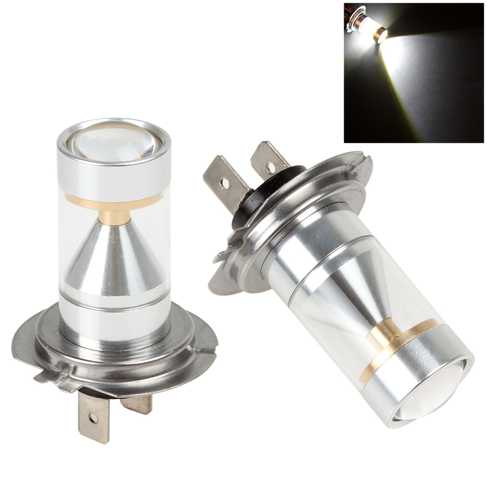 1Pcs/set 30W 360 Degree 750LM Ultra Bright LED Bulb H7 Car Light Car Fog Lamp Car White LED Fog Lights Source<br><br>Aliexpress