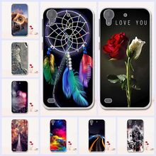 Case Back Cover for HTC Desire 530 Phone Case HTC 530 Silicon 3D TPU Soft Phone Cover for Fundas HTC Desire 530 Coque Shell