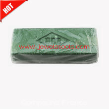 BBB Jeweller Green Rouge Bar Polishing Big Wax Buffing Compound stainless steel & metals,Engraving Accessories,Final buffing wax