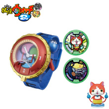 Japanese original genuine toy yokai watch have sound and lighting (Japanese version) for kids