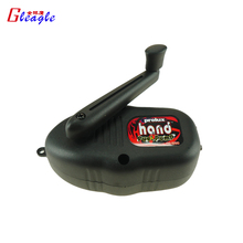 Free Shipping Global Eagle Fast Fueller Nitro or Gasoline Compact Hand Fuel Pump Black color