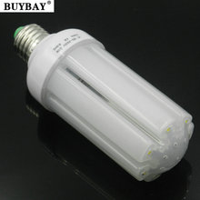 BUYBAY LED Corn Bulb 5W 10W 15W 20W 30W 85V-265V B22 E27 E14 No Glare LED lamp Student Reading Book light protect Children Eyes(China)