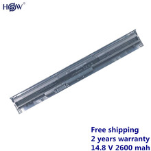 HSW 4CELLS LAPTOP BATTERY FOR HP Pavilion 14 15 17 Envy 14 15 17 SERIES REPLACE HSTNN-LB6I HSTNN-LB6J HSTNN-LB6K VI04