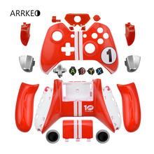ARRKEO DIY Game Car Racing Limited Edition Full Custom Replacement Housing Case Shell Mod Kit For Xbox One Wireless Controller