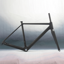 Buy 2017 China/Chinese Carbon Road Fat Bike Frame Disc Brake Thru Axle Cyclocross Carbon Frame DI2 Mechanical CX Bicycle Frames for $579.00 in AliExpress store