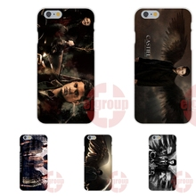 For Huawei Honor 4C 5A 5C 5X 6X 7 V8 Soft TPU Silicon Print Phone Cover Case Popular Tv Series Supernatural Unique Castiel
