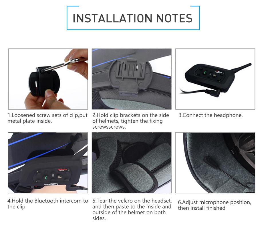 installation intercom