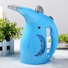 Portable Mini iron clothes steamer Handled Garment Steamer Pure Steam Fabric Steamer Portable Steam cleaner Drop Shipping(China)