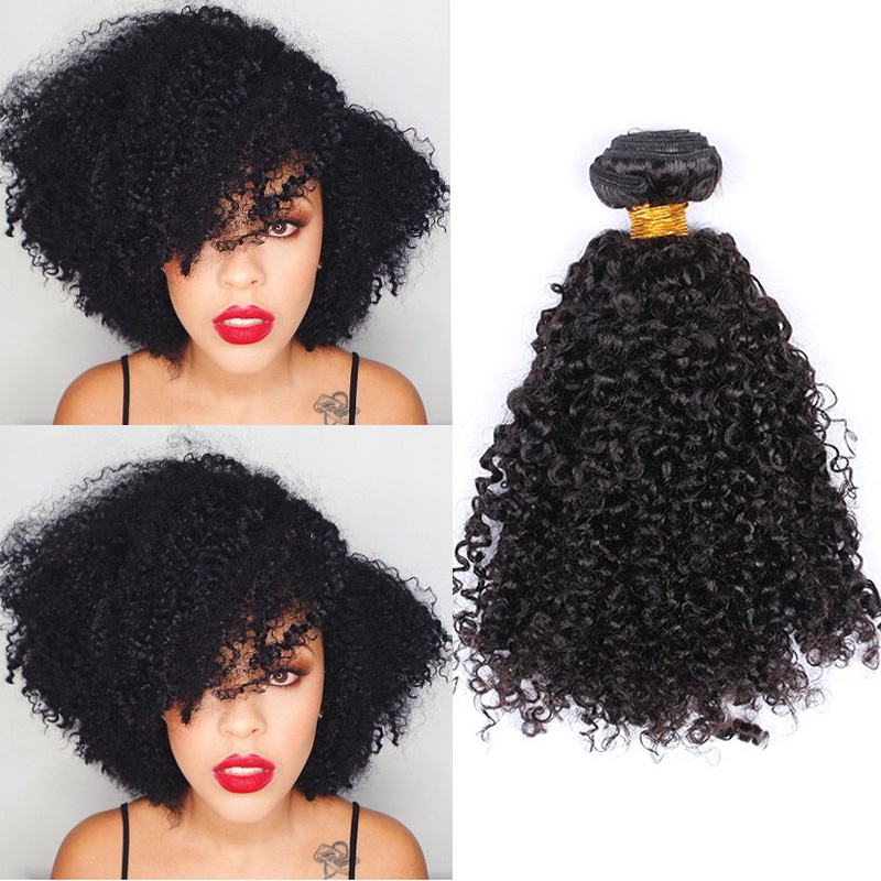 7A Peruvian Kinky Curly Virgin Hair 3B 3C Peruvian Hair Weave Bundles 3Pcs Lot Afro Kinky Curly Virgin Human Hair Extensions<br><br>Aliexpress