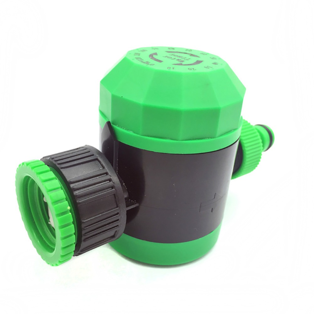 5 Pcs 2 Hours Automatic Garden Water Timer Controller Garden Irrigation System Mechanical Timer Superior Quality title=