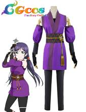 Free Shipping Cosplay Costume Love Live Nozomi Tojo Ninja New in Stock Retail/Wholesale Halloween Christmas Party