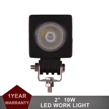 Mini 10W LED Work Light Offroad Car Auto Truck ATV Motorcycle Trailer Bicycle 4WD AWD Bus 4x4 Driving DRL Headlight Spot Flood