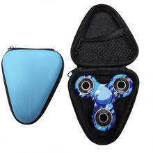 for fidget spinner hand spiner Accessories Box Case For Dustproof Hand Spinner EDC Fidget Spinner Focus Gyro Toy
