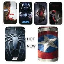 Luxury Cartoon Printed Case For Apple iphone 3 3G 3GS Cute Protector Back Shell Original Hard Plastic Phone Cover Skin