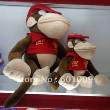 "Free Shipping EMS 30/Lot Super Mario Diddy Kong 6.5"" Plush Doll Soft Toy Wholesale"