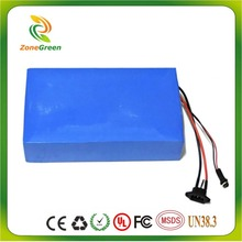 48V 20AH electric bike battery lithium battery power batterywith charger kit BMS Freeshipping