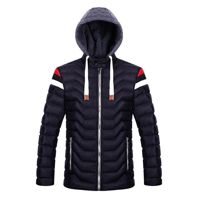Uwback 2017 New Winter Jacket Men Plus Size 3XL Hooded Winter Jackets Mens Outwear Coat Warm Zippers Parka Men CAA198Одежда и ак�е��уары<br><br><br>Aliexpress