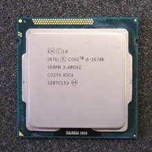 Intel Core i5 3570K 3.4GHz 6MB 5.0GT/s SR0PM LGA1155 i5-3570k CPU Processor