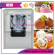 220v/50hz 20L commercial hard ice cream machine by sea CIF price