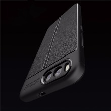 Buy Soft TPU Leather Carbon Fiber Cover Xiaomi Mi Note 3 Case Anti-Knock Shockproof Armor Cover Full Protection Original Luxury for $3.19 in AliExpress store