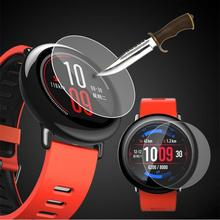 For Xiaomi Huami Amazfit Sports Smart Watch Premium 9H Original Real Tempered Glass Screen Protector Skin Guard Film