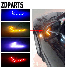 ZDPARTS 2pcs/1set Car Styling Turning Signal Indicator Light Mercedes Benz W203 W204 211 AMG Smart Starline A93 Citroen C4