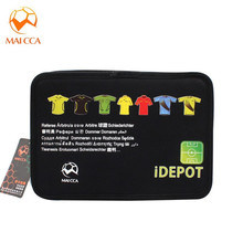 MAICCA Professional Soccer referee bag Black Football referee toolkit Sports wallet equipment Customer Make
