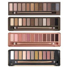 Miss Rose New 12 Color Eye Shadow Palette Makeup EyeShadow Palette Make Up nAKeDS palette 1 2 3 Cosmetic Beauty(China)