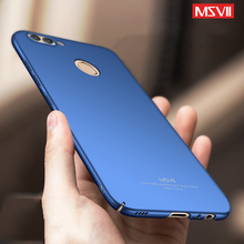 Msvii For Huawei Nova 2 Case Luxury Full Body Hard Frosted PC Back Cover Case for Huawei Nova 2 Nova 2 Plus Phone Thin Bag(China)