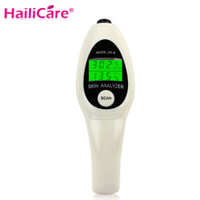 LCD Screen Digital Skin Tester Moisture Oil Content Facial Body Skin Analyzer Face Care Health Monitoring Health Care Monitor(China)