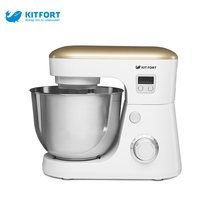 KT-1308 kitfort planetary mixer mixer dough bowl with electric mixers planetary food multifunctional kneading machine kitchen