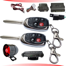 one way car alarm with remote key,central lock automatication,two stage shock sensor,ultrasonic sensor,big sound alarm siren