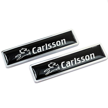 Emblem Badge Car-Sticker W203 W204 W211 Carlsson Mercedes-Benz Decal for W210 C180g500-ml/Glk/Gla/..