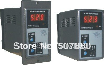 GL28S AC Electronic current relay AC over current protextion relay<br>