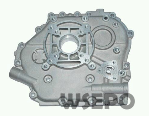 Chongqing Quality! Crankcase Cover/Cylinder Block Case Cover for 178F(FA) L70 6HP 4 Stroke Air Cooled Diesel Engine<br>