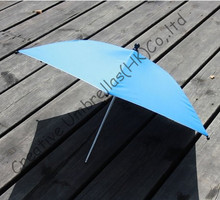 Baby stroller umbrella,baby car umbrellas,hand open.8mm steel shaft and fiberglass ribs,clamp parasol,clip,children stroller