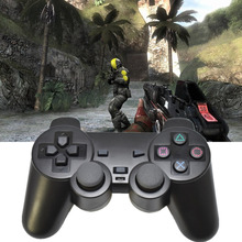 2.4G wireless game controller for PS3 console gamepad joystick playstation 3 video gaming play station for pc/pc360(China)