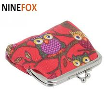 2016 Hot On Sale Wallets For Womens Owl Elephant Pattern Female Wallet Card Holder Coin Purse China wallet ladies P5