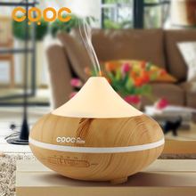 CRDC 200ml Colorful Ultrasonic Humidifier Essential Oil Diffuser Aroma Lamp Aromatherapy Electric Aroma Diffuser Mist Maker(China)