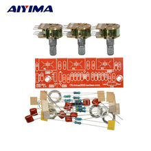 Aiyima Amplifier Passive Bass Treble Tone Board Volume Control Pre-amplifier Board Kits