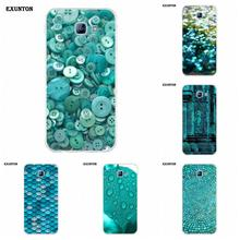 Light Turquoise Sparkling Scales For Galaxy Alpha Core Prime Note 2 3 4 5 S3 S4 S5 S6 S7 S8 mini edge Plus TPU New Style Unique(China)