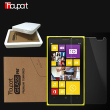 Tempered Glass For Nokia Lumia 1020 Screen Protector Retail Box 0.26mm HD Toughened protective Film For Microsoft Lumia 1020