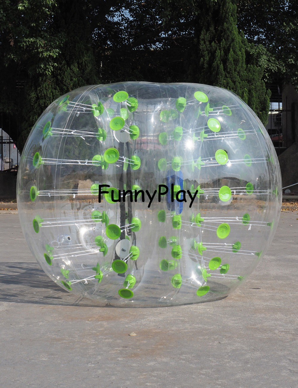 Air Bubble Soccer4