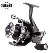 SeaKnight Fishing Spinning Reel Left/Right Interchangeable Aluminum Spool 12+1 Ball Bearing Wheel Line Roller Fishing Tackles