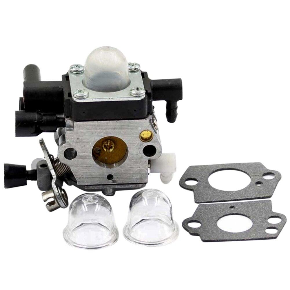 Best Price 5Pcs Carburetor Carb Gasket Primer Bulb for 4601-120-0600 Tiller Trimmer MM55 MM55C C1Q-S202A Set<br><br>Aliexpress