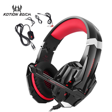 KOTION EACH GS900 PS3 Headset Gaming headphone for XBOX 360 PS4 Computer Laptop Phone Microsoft xbox 360 headset with microphone(China)