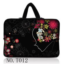 Fairy Girl design fashion characteristics 10.1 11.6 12 13 13.3 14 15 15.6 17 Inch Notebook Case Laptop Sleeve Bag For HP Macbook(China)